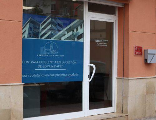 Presupuesto administrador de fincas Valencia