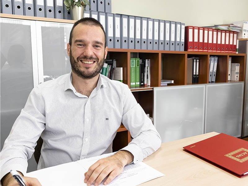 Servicios administrador valencia